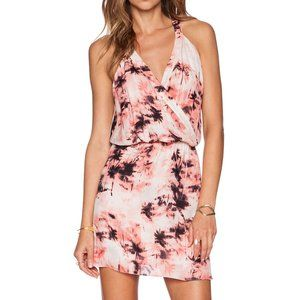 Parker Silk Cameo Pompano KITA Sleeveless Dress